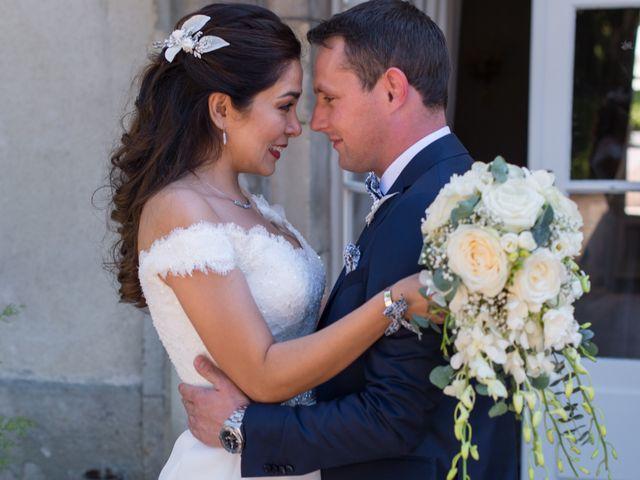 Le mariage de Aurélien et Esmeralda à Dampsmesnil, Eure 23