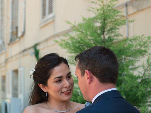 Le mariage de Aurélien et Esmeralda à Dampsmesnil, Eure 24