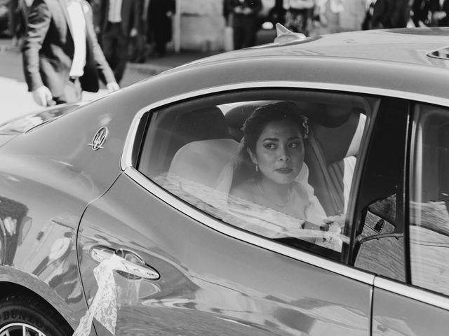 Le mariage de Aurélien et Esmeralda à Dampsmesnil, Eure 30