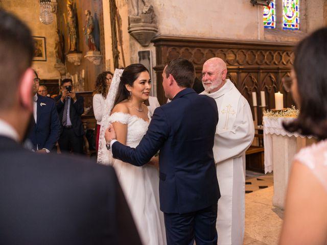 Le mariage de Aurélien et Esmeralda à Dampsmesnil, Eure 33
