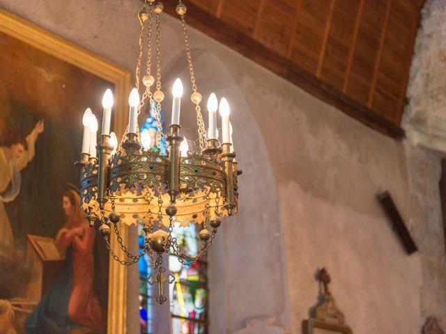 Le mariage de Aurélien et Esmeralda à Dampsmesnil, Eure 34