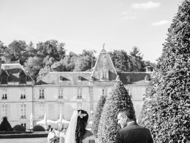 Le mariage de Aurélien et Esmeralda à Dampsmesnil, Eure 52