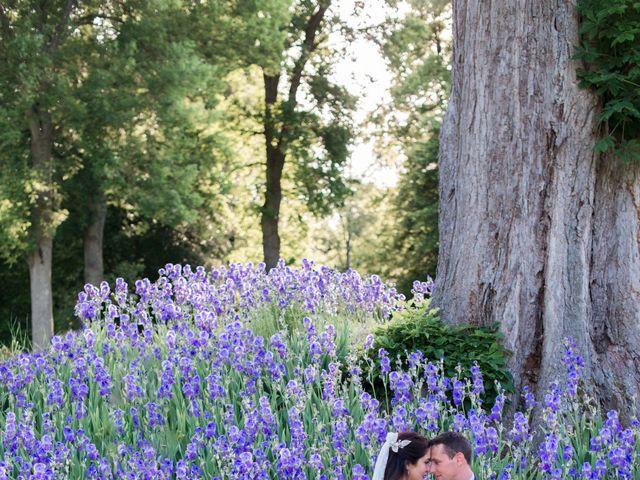 Le mariage de Aurélien et Esmeralda à Dampsmesnil, Eure 53