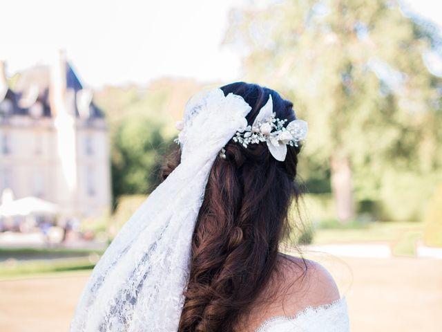 Le mariage de Aurélien et Esmeralda à Dampsmesnil, Eure 57
