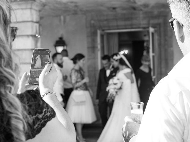 Le mariage de Aurélien et Esmeralda à Dampsmesnil, Eure 70