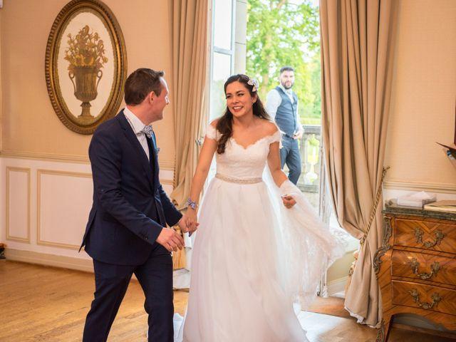 Le mariage de Aurélien et Esmeralda à Dampsmesnil, Eure 85
