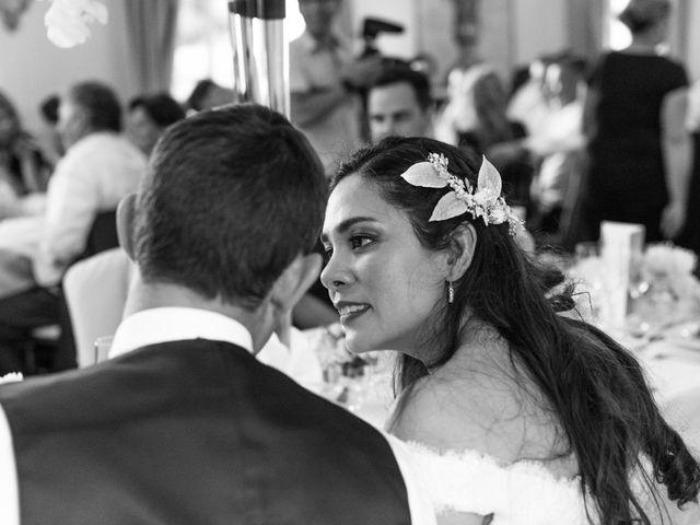 Le mariage de Aurélien et Esmeralda à Dampsmesnil, Eure 90