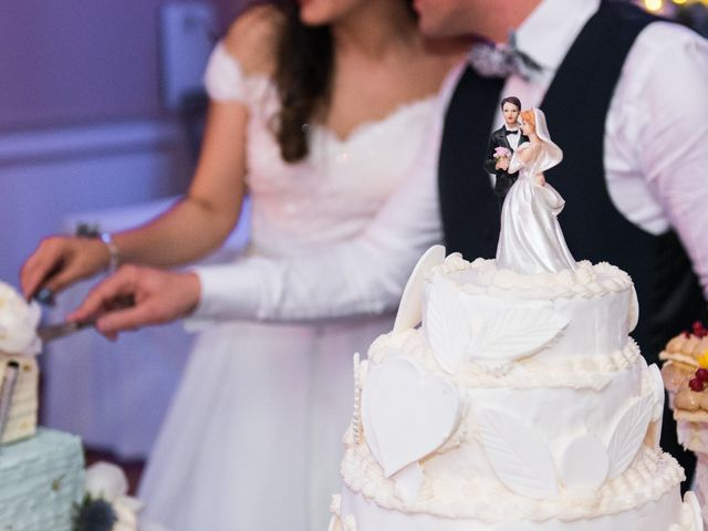 Le mariage de Aurélien et Esmeralda à Dampsmesnil, Eure 102
