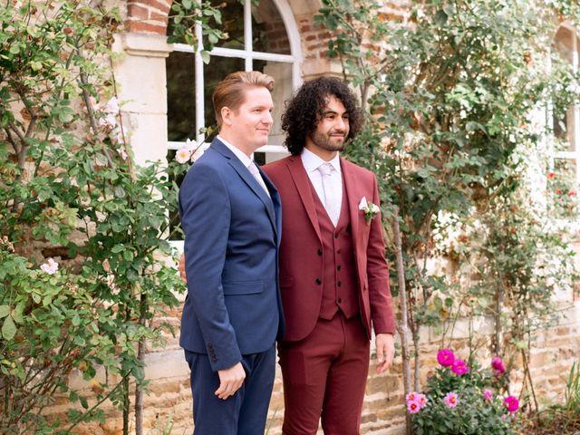 Le mariage de Julien et Richard à Caen, Calvados 3