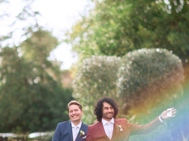 Le mariage de Julien et Richard à Caen, Calvados 27