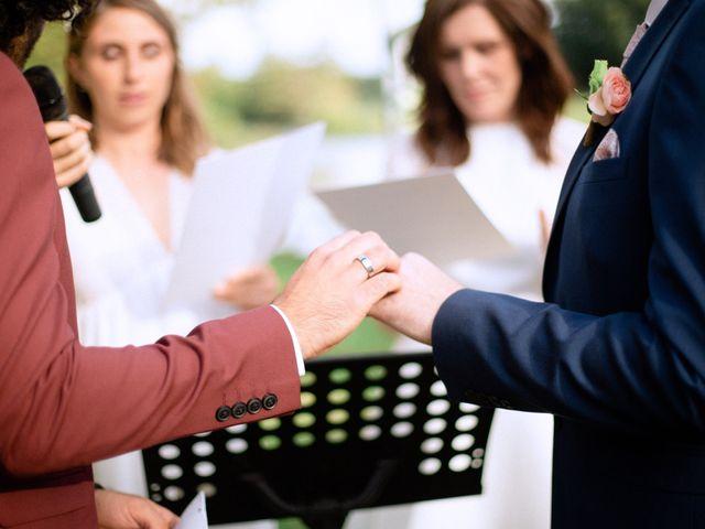 Le mariage de Julien et Richard à Caen, Calvados 48