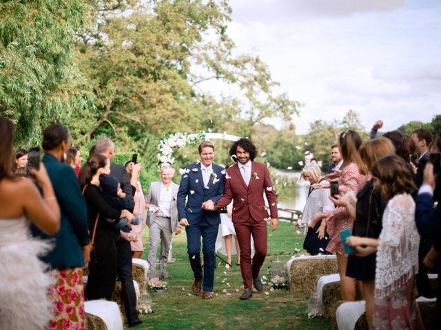 Le mariage de Julien et Richard à Caen, Calvados 50