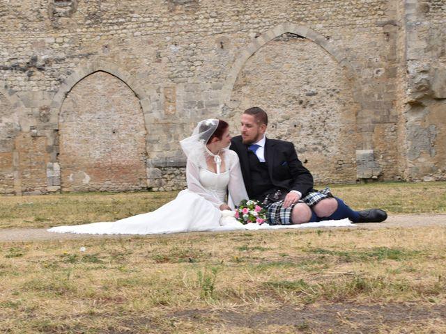 Le mariage de Stéphanie et Thomas