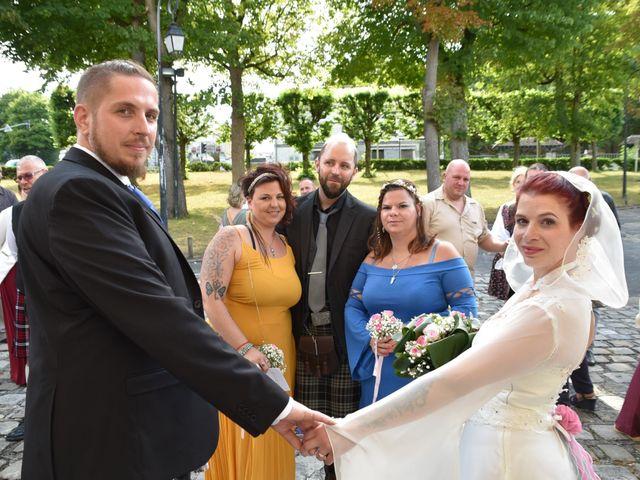 Le mariage de Thomas et Stéphanie à Nemours, Seine-et-Marne 16