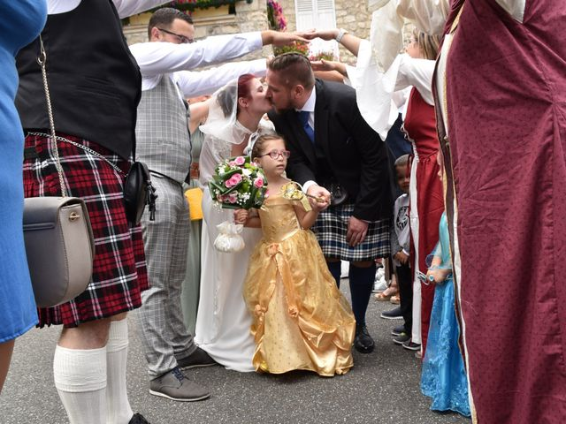Le mariage de Thomas et Stéphanie à Nemours, Seine-et-Marne 22