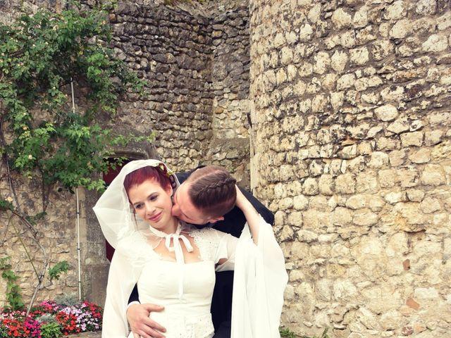 Le mariage de Thomas et Stéphanie à Nemours, Seine-et-Marne 1