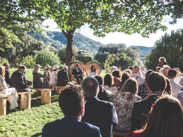Le mariage de Pierre-Damien et Imane à Montpellier, Hérault 17