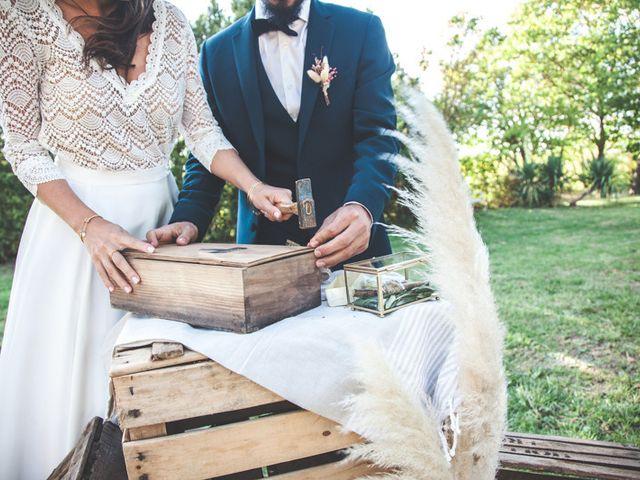 Le mariage de Pierre-Damien et Imane à Montpellier, Hérault 19