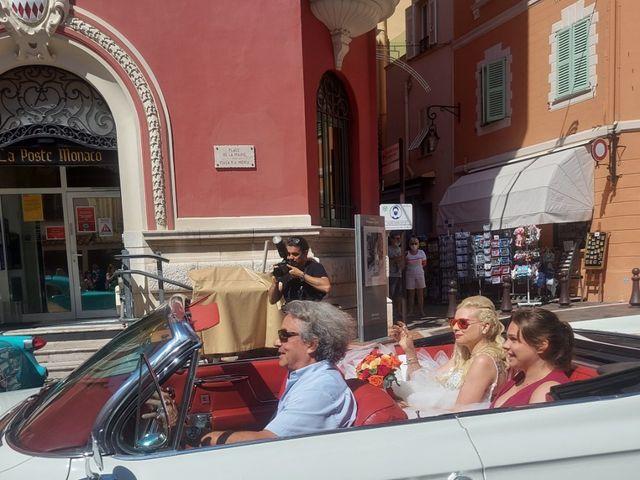 Le mariage de Joalland et Cindy à Roquebrune-Cap-Martin, Alpes-Maritimes 1