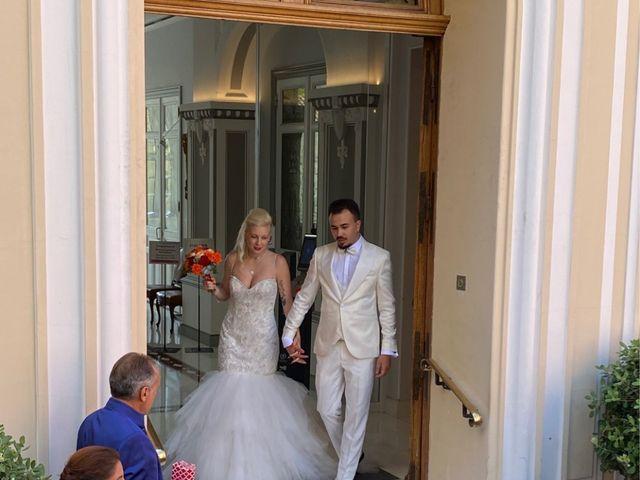 Le mariage de Joalland et Cindy à Roquebrune-Cap-Martin, Alpes-Maritimes 2