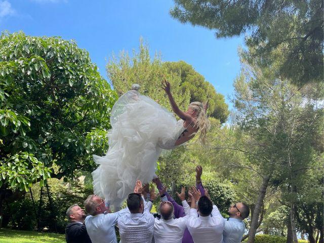 Le mariage de Joalland et Cindy à Roquebrune-Cap-Martin, Alpes-Maritimes 7