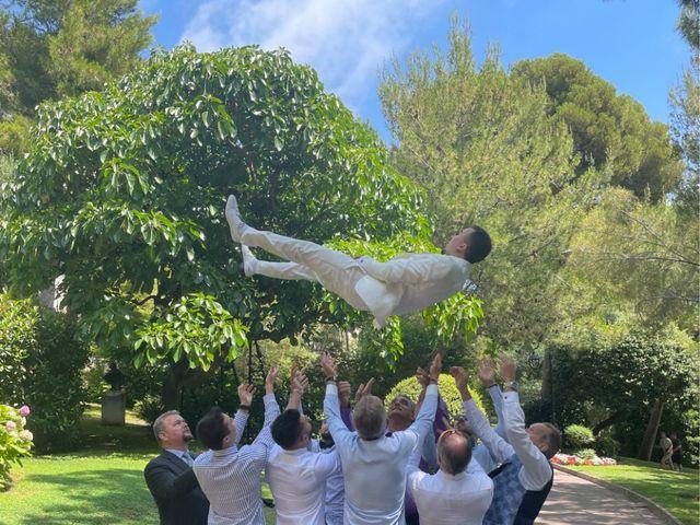 Le mariage de Joalland et Cindy à Roquebrune-Cap-Martin, Alpes-Maritimes 8