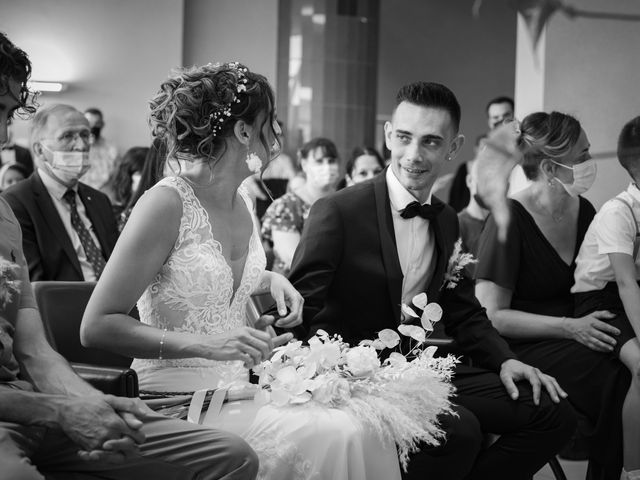 Le mariage de Loïc et Laure à Rodez, Aveyron 4