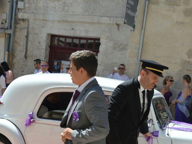Le mariage de Christophe  et Ingrid à Villeneuve-les-Avignon, Gard 4
