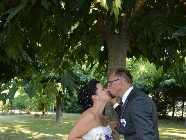 Le mariage de Christophe  et Ingrid à Villeneuve-les-Avignon, Gard 9