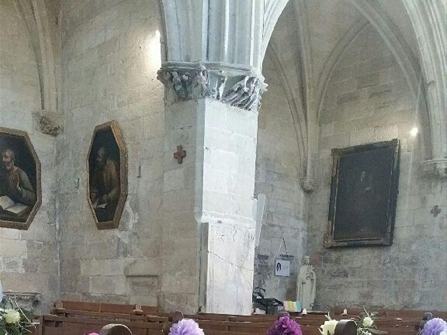 Le mariage de Christophe  et Ingrid à Villeneuve-les-Avignon, Gard 19