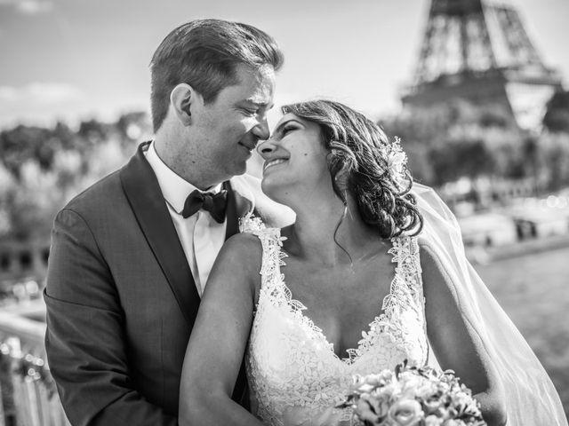 Le mariage de Aldrick et Hoda à Paris, Paris 5