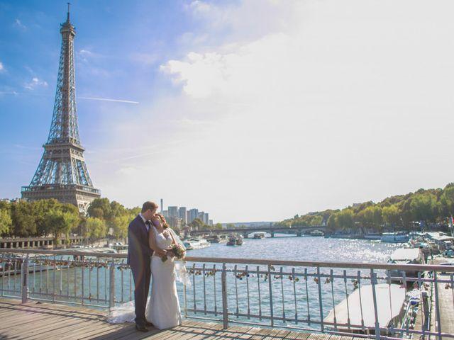 Le mariage de Aldrick et Hoda à Paris, Paris 10