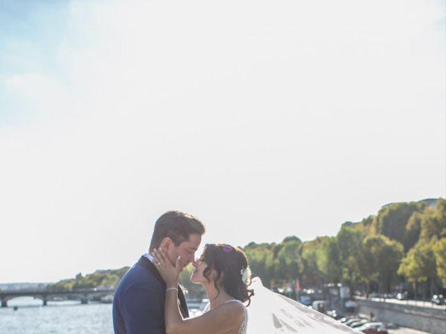 Le mariage de Aldrick et Hoda à Paris, Paris 11