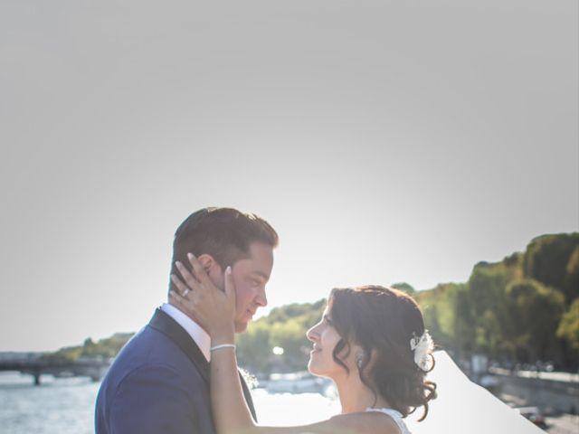 Le mariage de Aldrick et Hoda à Paris, Paris 14