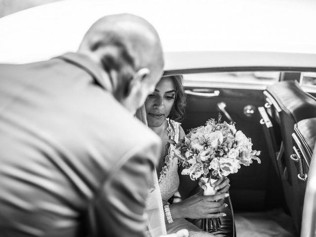 Le mariage de Aldrick et Hoda à Paris, Paris 39