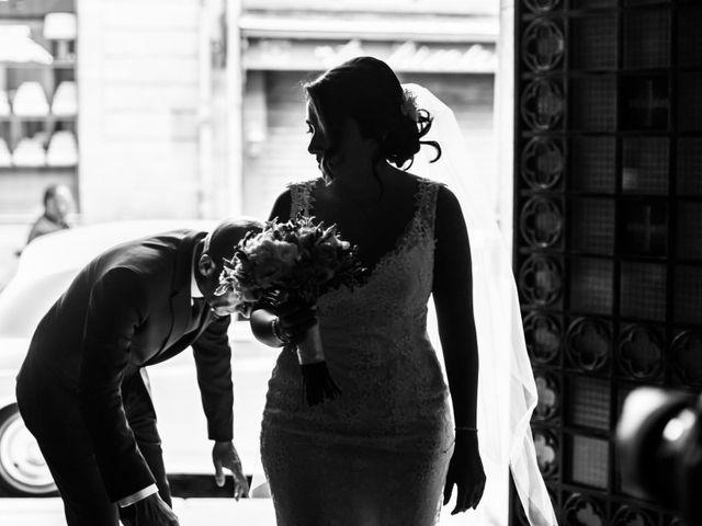 Le mariage de Aldrick et Hoda à Paris, Paris 41