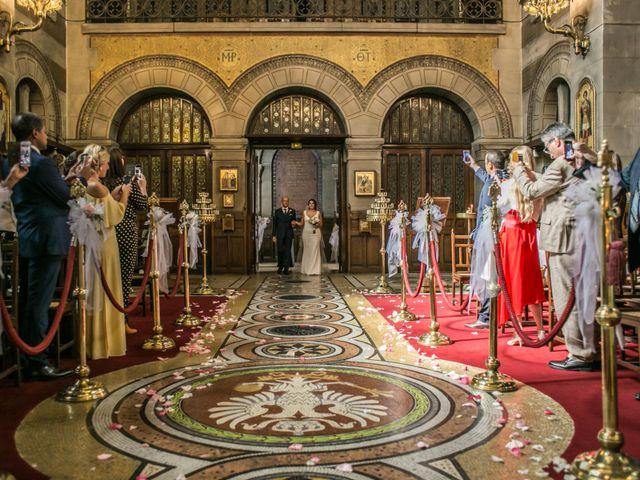 Le mariage de Aldrick et Hoda à Paris, Paris 44