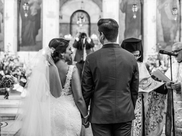 Le mariage de Aldrick et Hoda à Paris, Paris 45