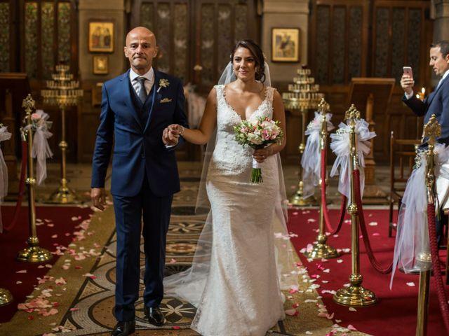 Le mariage de Aldrick et Hoda à Paris, Paris 48