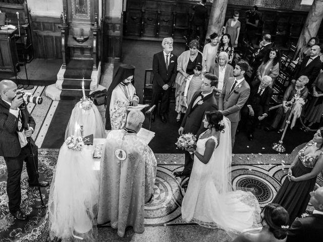 Le mariage de Aldrick et Hoda à Paris, Paris 49