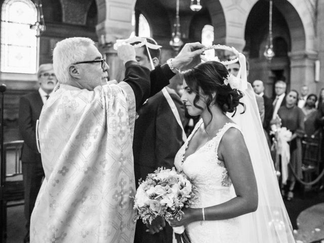 Le mariage de Aldrick et Hoda à Paris, Paris 52