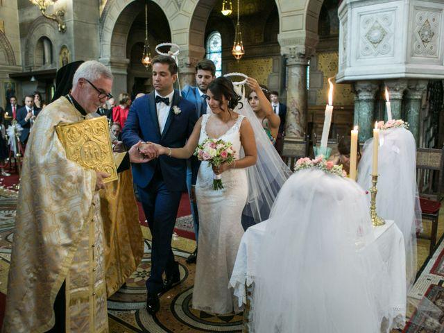 Le mariage de Aldrick et Hoda à Paris, Paris 53
