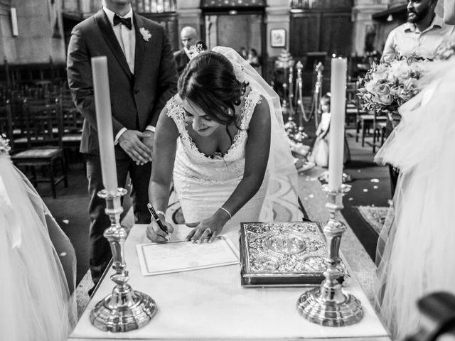 Le mariage de Aldrick et Hoda à Paris, Paris 56