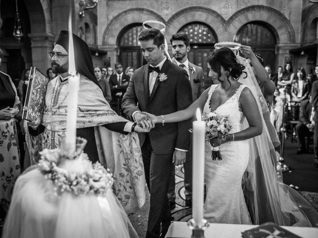 Le mariage de Aldrick et Hoda à Paris, Paris 57
