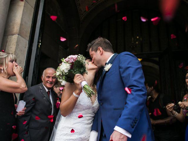 Le mariage de Aldrick et Hoda à Paris, Paris 60