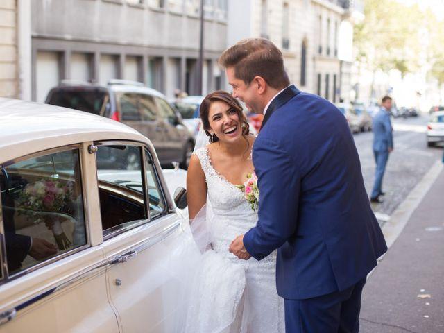 Le mariage de Aldrick et Hoda à Paris, Paris 2
