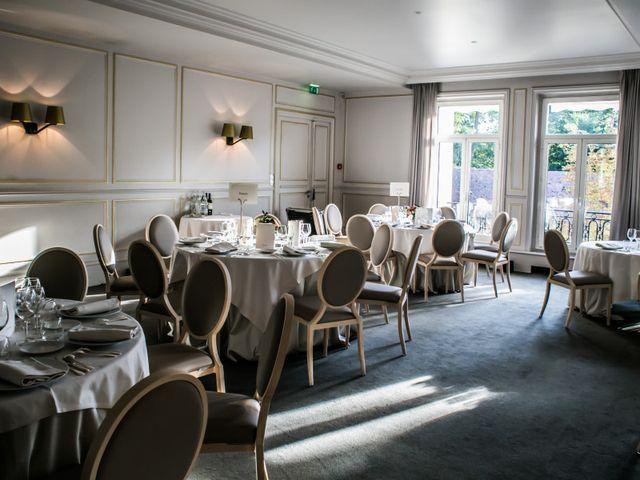 Le mariage de Aldrick et Hoda à Paris, Paris 74