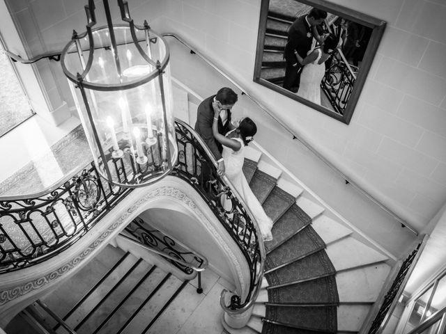 Le mariage de Aldrick et Hoda à Paris, Paris 75
