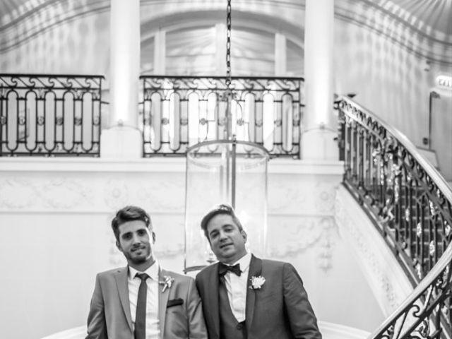 Le mariage de Aldrick et Hoda à Paris, Paris 81