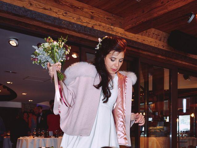 Le mariage de Severin et Agathe à La Clusaz, Haute-Savoie 8